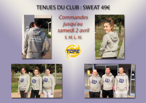 Tenues du club sweet