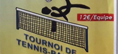 LeTennisClub de Pont-Evêqueorganise levendredi29 juin à 19h, la deuxième édition de son tournoi deTennis-Ballon. Cette manifestation se déroulera sur les courts duTCPEdans une ambiance festive. Le concept est simple : […]