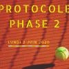 La phase 1 s'est achevée le 2 juin et laisse place maintenant à la phase 2 qui durera jusqu'au 21 juin. Cette phase 2 autorise principalement : – Le jeu […]